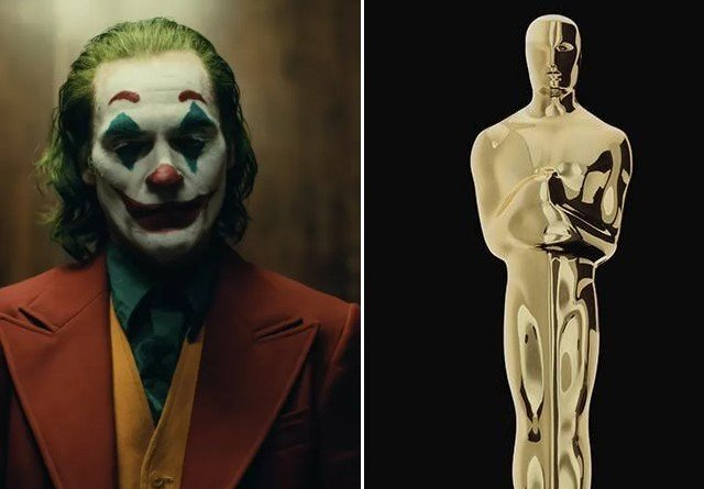 Joker Nominated in 11 Categories in 92 Oscar Award 2020