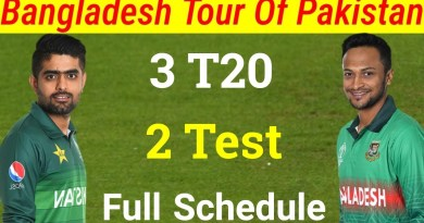 pakistan vs bangladesh 2020 series schedule
