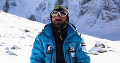 Pakistani Mountaineer Muhammad Ali Sadpara Scale Mont Blanc