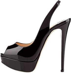 Platform heels Image Amazon