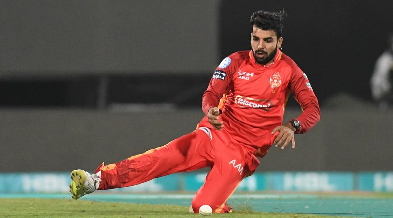 Shadab Khan Appointed as Captain of PSL 5 2020