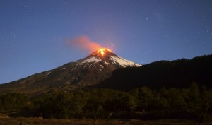 Villarrica Volcano Chile most Dangerous Tourist Attractions in the World