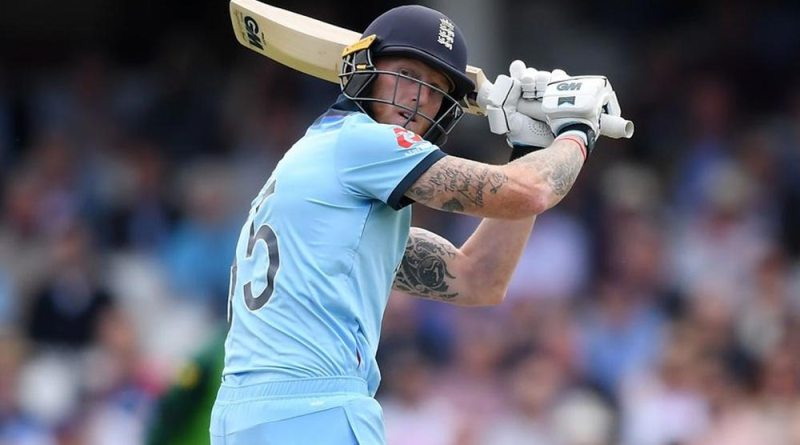 ben Stokes is the cricketer of the year