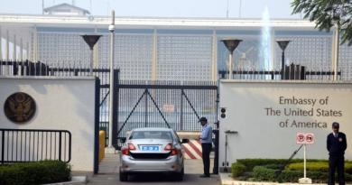 5 years old girl alegaly raped in US embassy in india