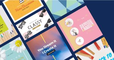 DesignCap Graphic Designing Software