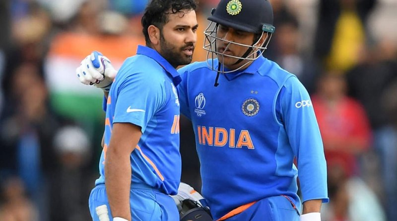 Dhoni is best captain says rohit sharma