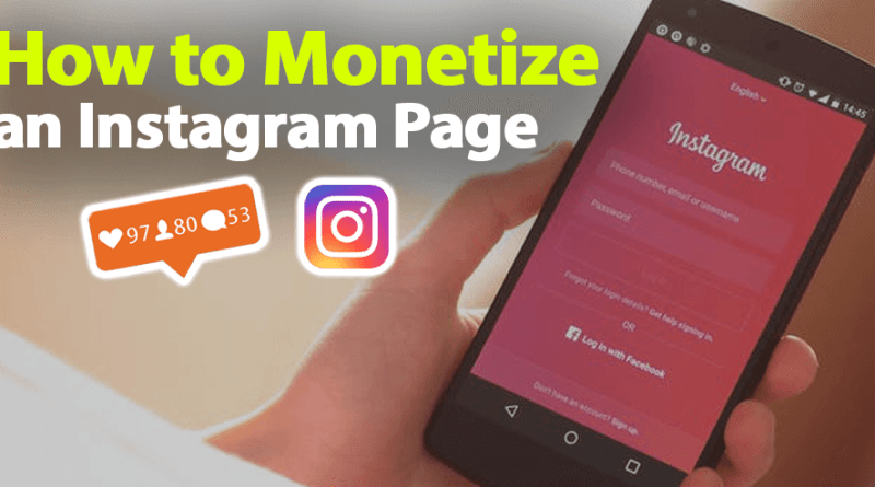Instagram Monetization Process