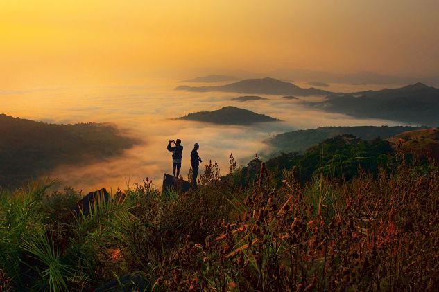 Kodachadri trek guide