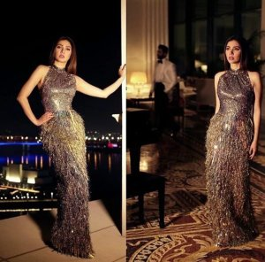 Mahira Khan at Pisa Awards