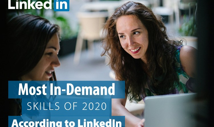 Most In demand Skills of 2020 According to Linkedin