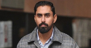 Nasir Jamshed Jailed for 17 months in spot fixing case