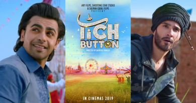 Tich Button Pakistani Movie