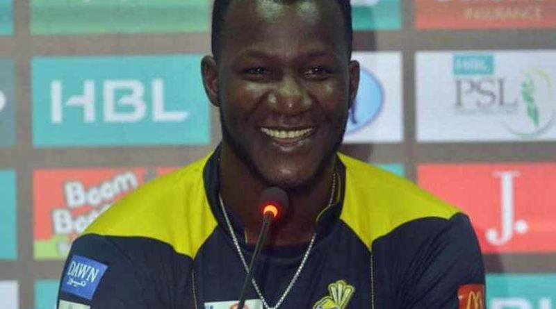 darren sammy in psl 5