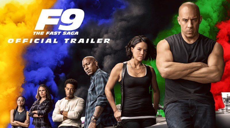 fast and furious official trailer