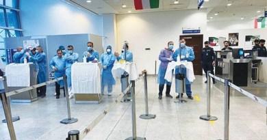 Coronavirus in Kuwait all latest News