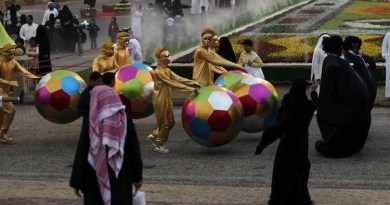 Festivals and Festivities of Saudi Arabia