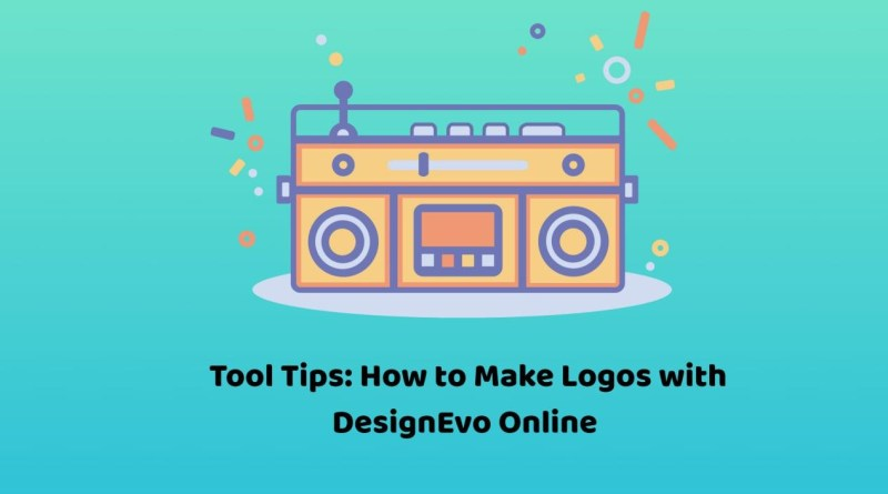 How to Make Logos with DesignEvo Online
