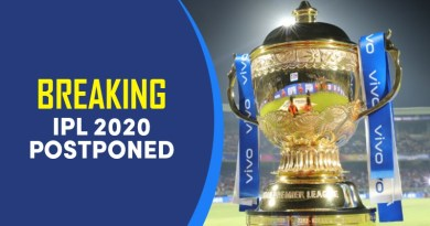 IPL 2020 has been postponed
