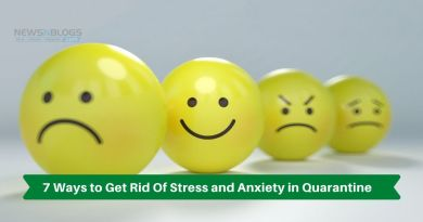 7 Ways to Get Rid Of Stress and Anxiety in Quarantine