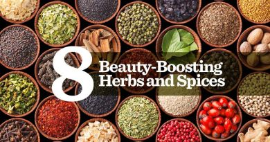 8 Spices For Skin and Hair Health