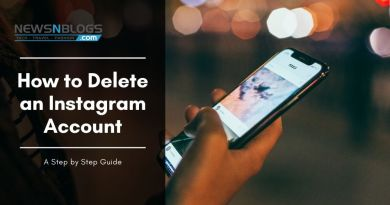 How to delete an Instagram account - A Step by Step Guide