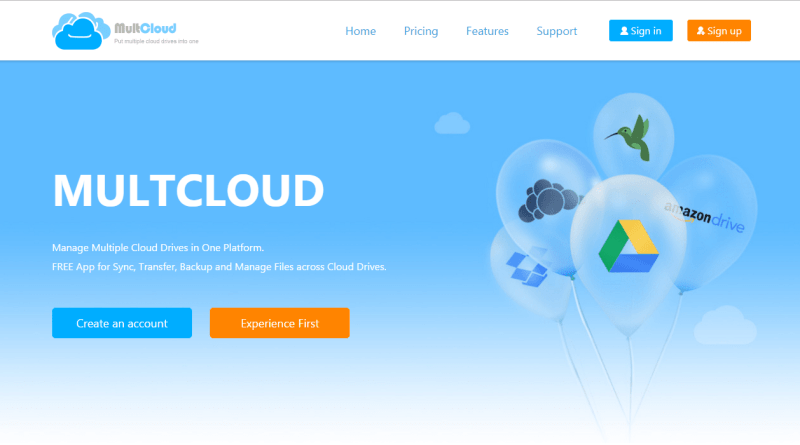 How to use Multcloud a step by step guide