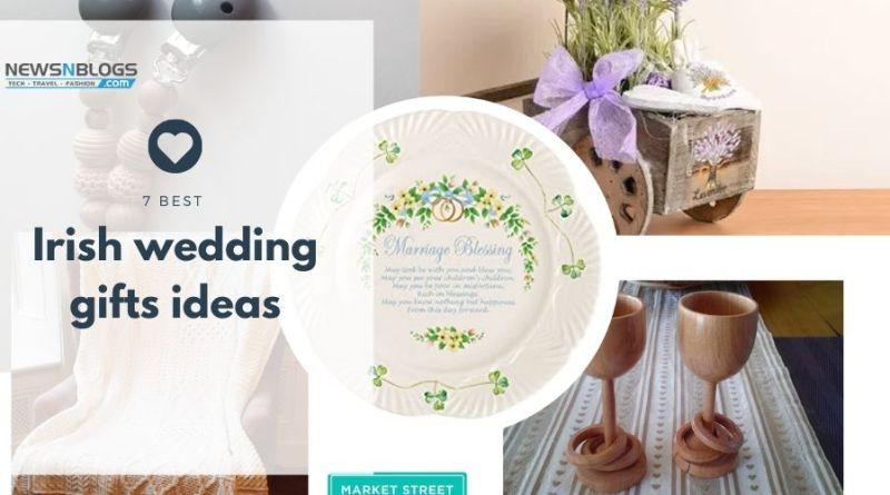 Irish wedding gifts ideas