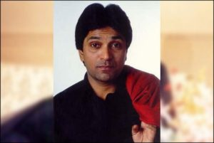 Moin Akhtar Young time Pictures