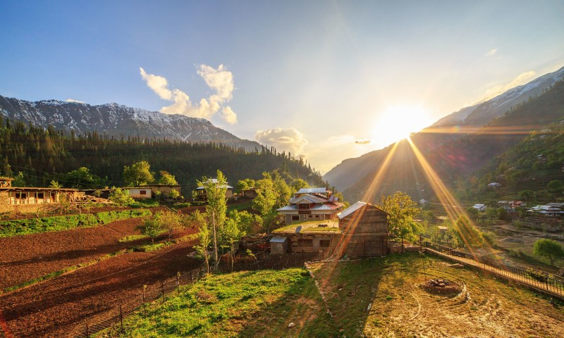 Neelum valley - It is among 15 must visit places in Pakistan