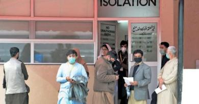 Pakistan Coronavirus death toll reaches 100 and total cases 5782
