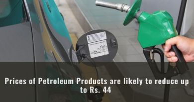 Prices of Petroleum Products in Pakistan are likely to reduce up to Rs. 44