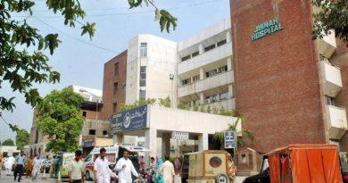 coronas suspected patient commits suicide in Jinnah Hospital Karachi