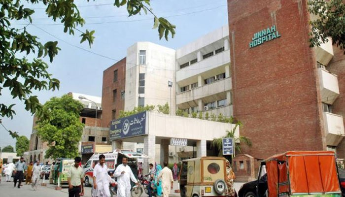 coronas suspected patient commits suicide in Jinnah Hospital Karachi