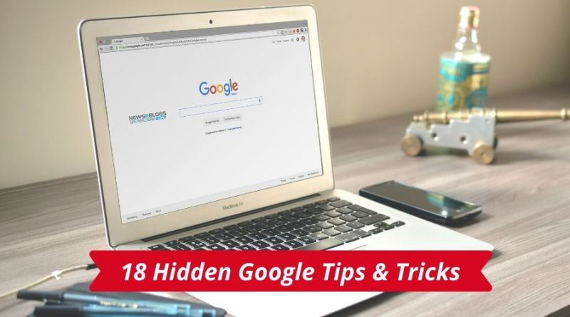 18 Hidden Google Tips and Tricks