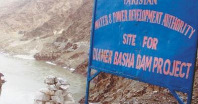 Diamer Bhasha Dam work start date