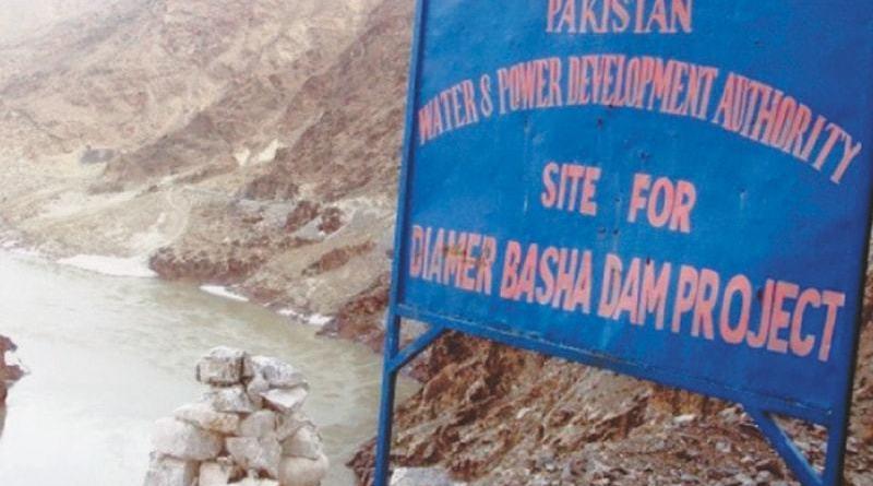 Diamer Bhasha Dam work start date