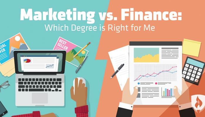 Marketing Vs. Finance - Which degree is best