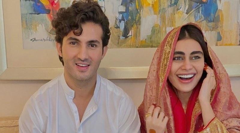 Rumors turned into reality, Shahrooz Sabzwari and Sadaf Kanwal got married