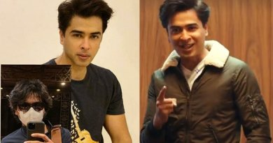 Shehzad Roy Became a barber in lockdown