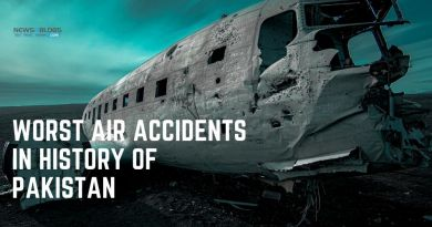 Worst air accidents in history of Pakistan