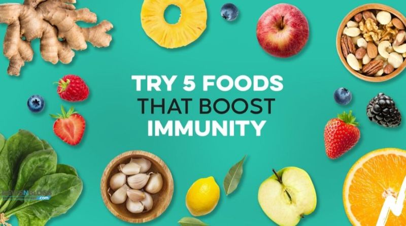 top 5 immune boosting superfoods