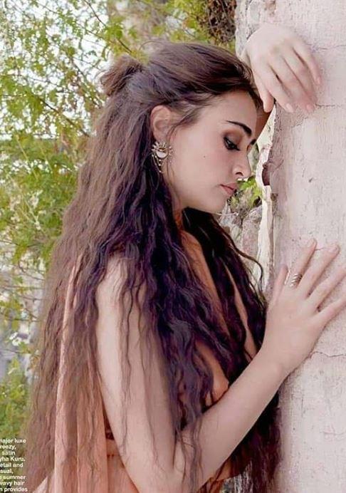 Halima Sultan photoshoot for pakistani magzine