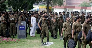 Punjab Government has reduced the Police budget by Rs 3 Billion