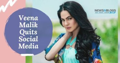 Veena Malik Quits Social Media