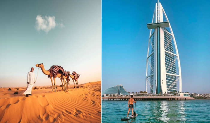 tourism in dubai will resume from 7th July