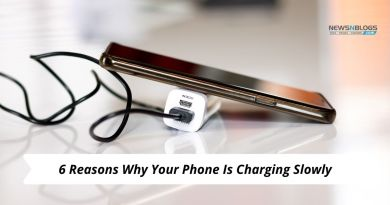 6 Reasons Why Your Phone Is Charging Slowly