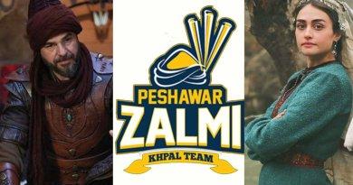Halima Sultan and Ertugrul to Join Peshawar Zalmi as brand ambassadors