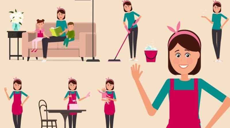 nanny-for-hire-kids-caregiver-chores-
