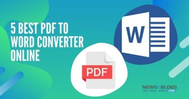 5 best pdf to word converter online