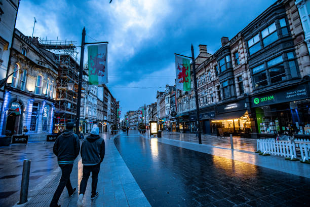 Cardiff United Kingdom - bachelor party destination in uk